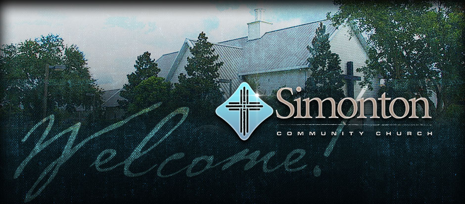 Welcome To Simonton Community Church