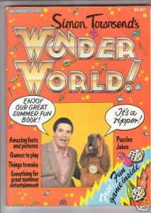 Wonder World! Book