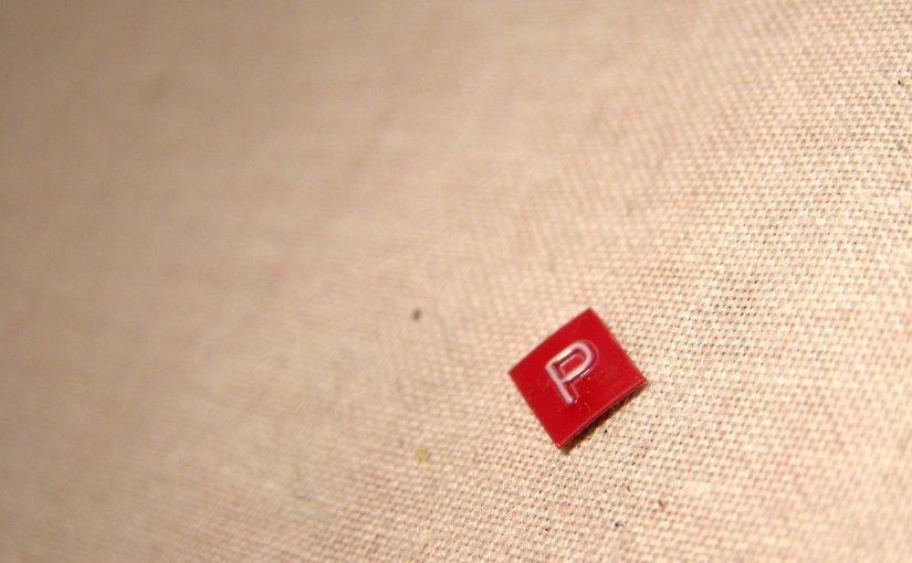 """P"", © Paula Bailey"