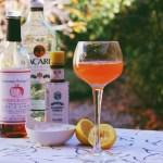 White Lion Cocktail