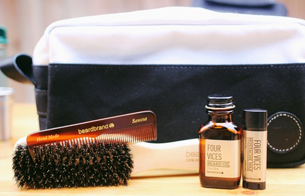 beardbrand explorers kit