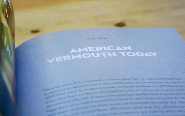 vermouth book