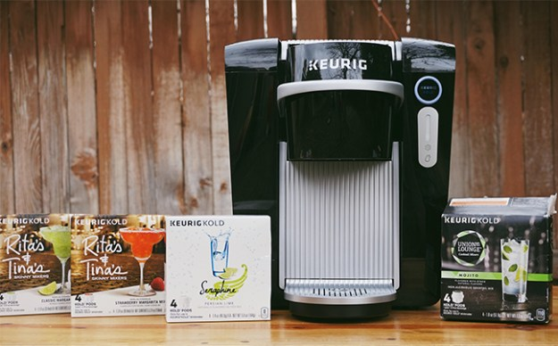 keurig kold for cocktails