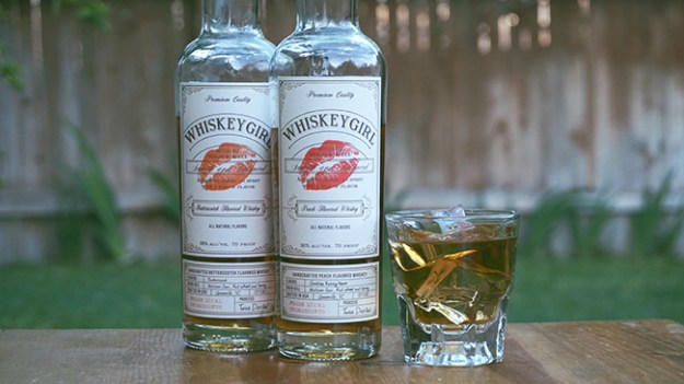 whiskey girl whiskies