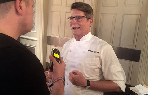rick bayless interview