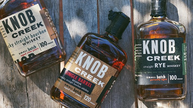 knob creek walk the line