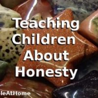Teaching Children About Honesty w/Free Printable