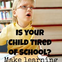 31 Days of Fun and Active Homeschooling