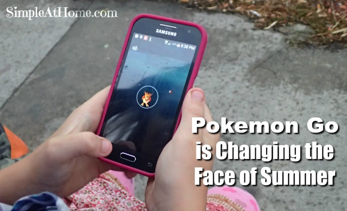 Pokemon Go Changes the Face of Summer
