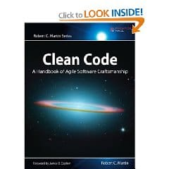 image of the book Clean Code