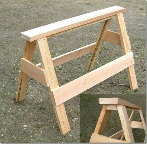sawhorse thumb When to Build the Sawhorse