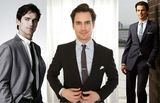 neal Celebrity Styles: Suits