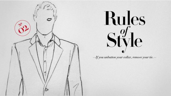 style note 02 Style rules   part 1