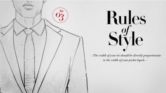 style note 03 Style rules   part 1
