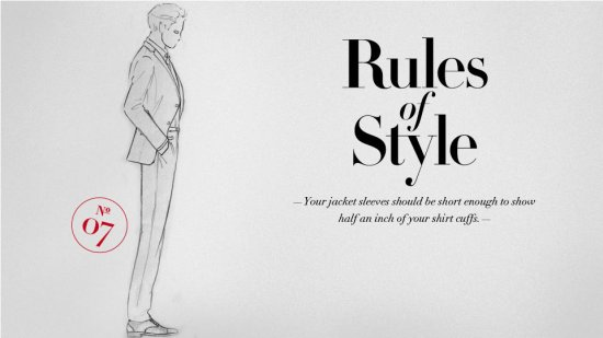 style note 07 Style rules   part 3