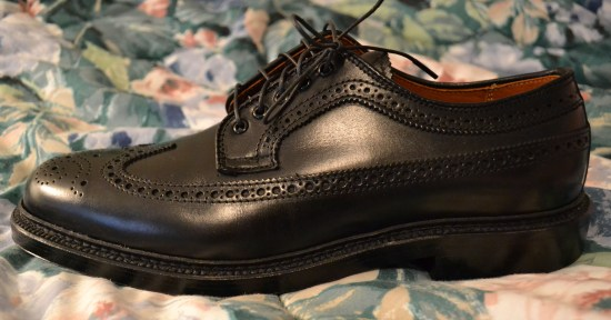 alden lwb1 Product Review: Alden Long Wing Bluchers
