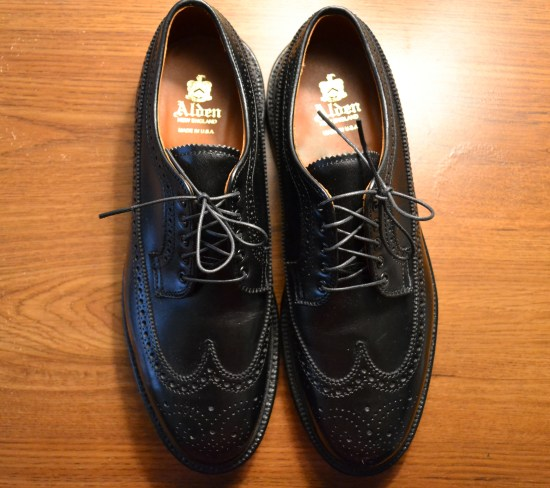 alden lwb4 Product Review: Alden Long Wing Bluchers