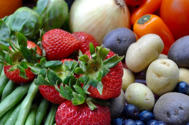 Fresh Produce - Simple Sojourns