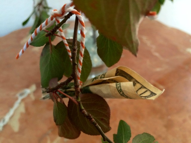 How to Make a Money Tree ($10 funnel) - Simple Sojourns