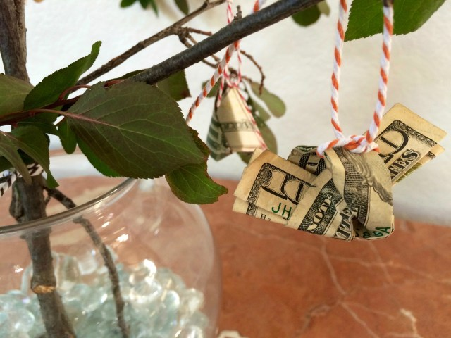 Money Tree Knotted $10 - Simple Sojourns