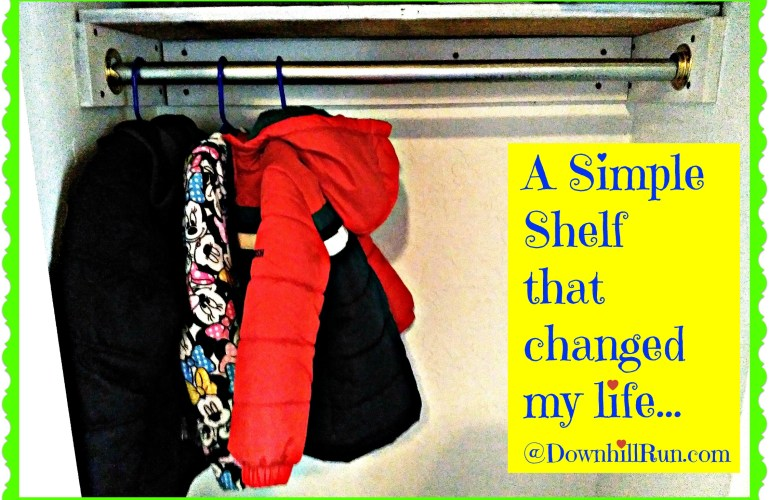 How a Simple Shelf Changed My Life