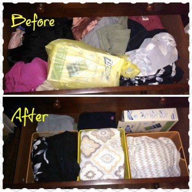 drawer redo