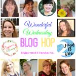 Wonderful Wednesday Blog Hop #187