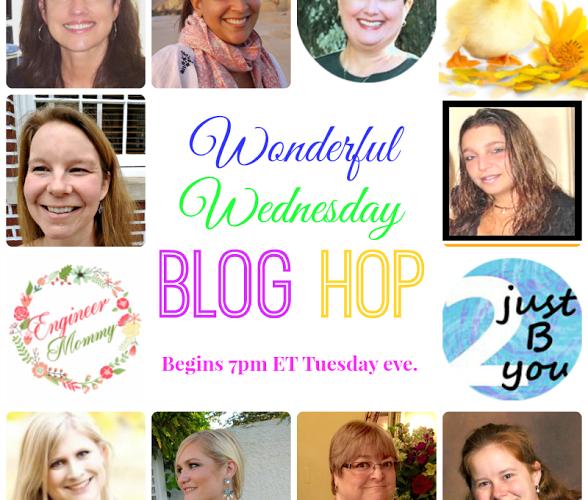 Wonderful Wednesday Blog Hop #190