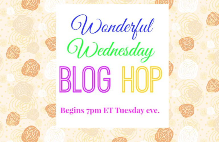 Wonderful Wednesday Blog Hop #202