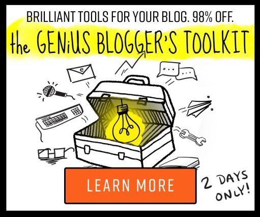 Genius Blogger's Toolkit Ultimate Bundle Flash Sale