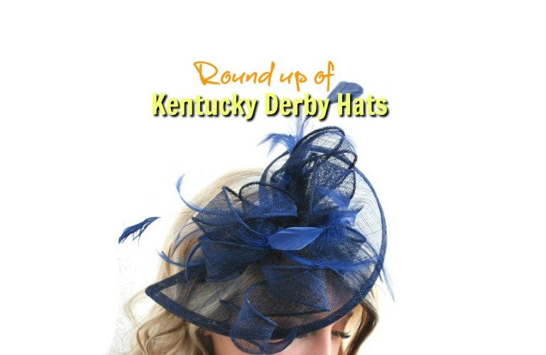 Roundup of Kentucky Derby Hats