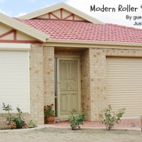 4 Different Types of Modern Roller Shutters