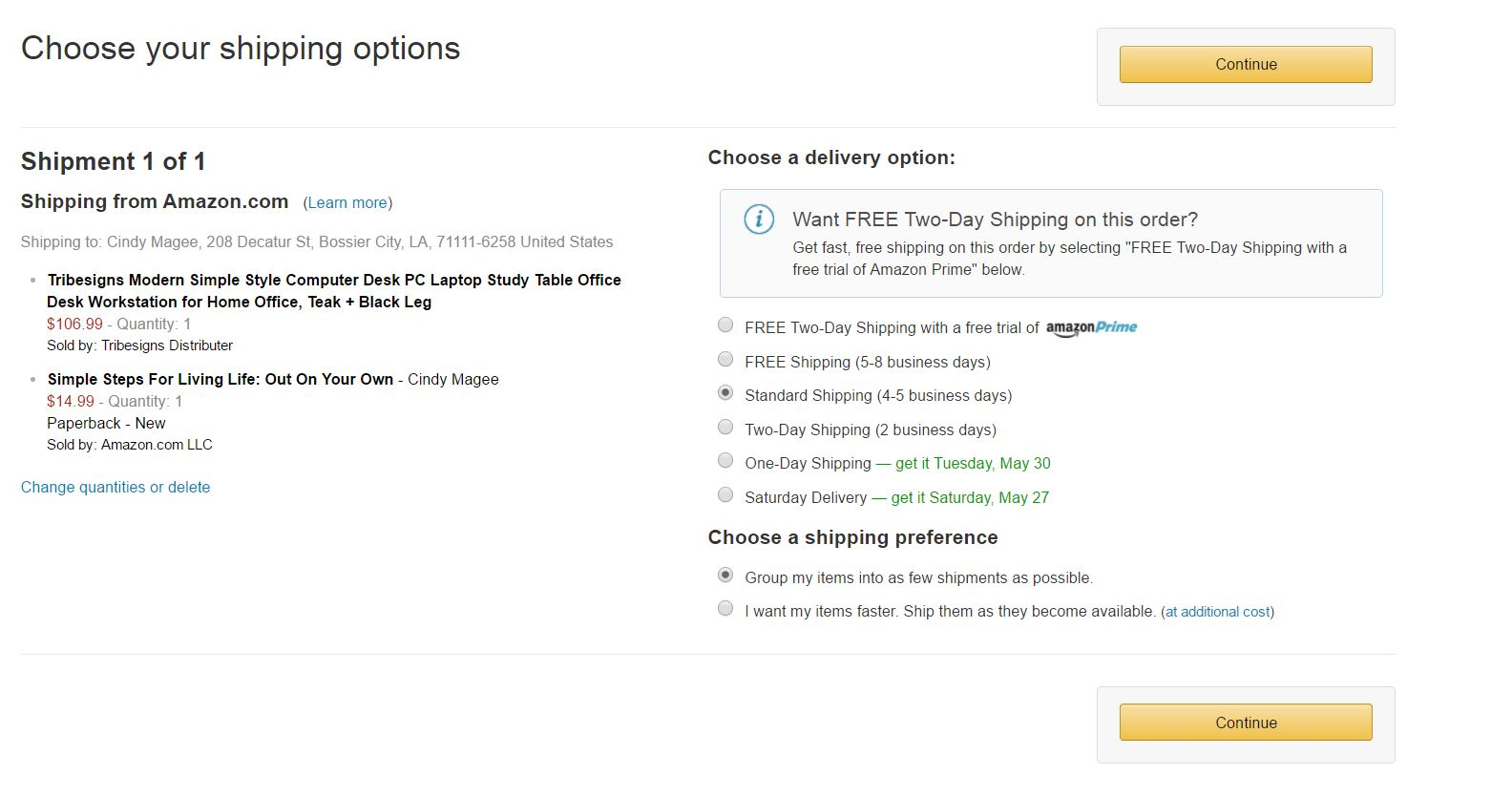 Ordering from Amazon doesn't need to be a mystery. Follow this step by step guide for help.