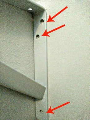 How to install shelves doesn't have to be hard.