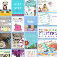 Why the Conquer Your Clutter Super Bundle might be right for you