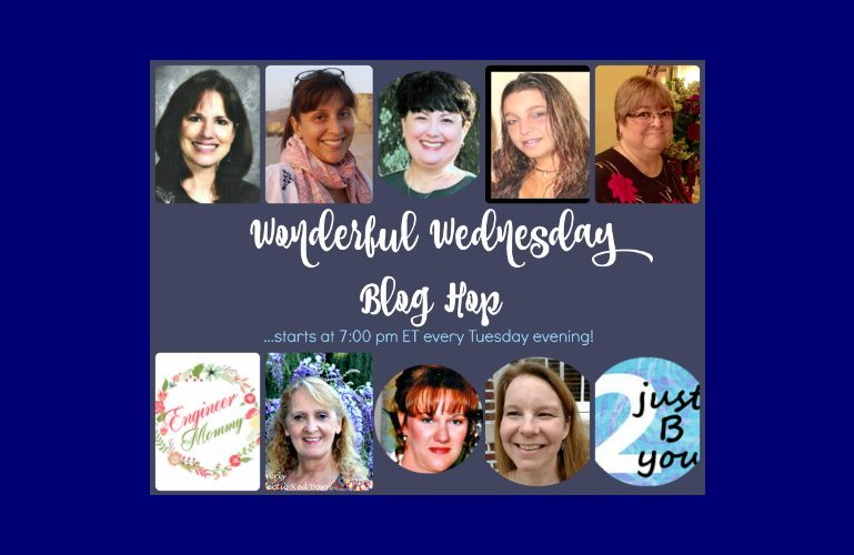 Wonderful Wednesday Blog Hop!