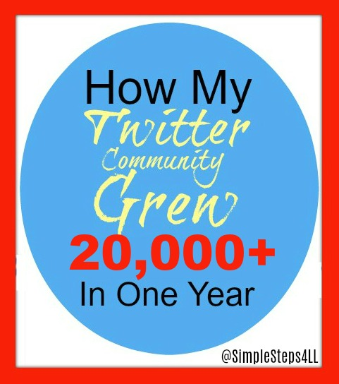 How I grew my twitter following from 1000 to 23,000+