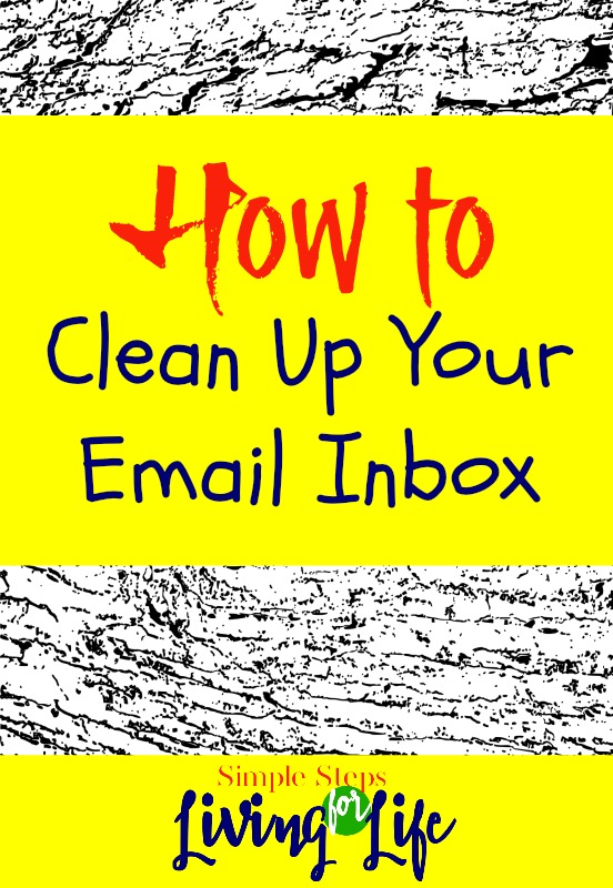 Save time and sanity with cleaning up your email with this how to article.