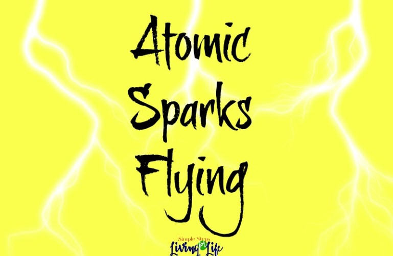 Atomic Sparks Flying