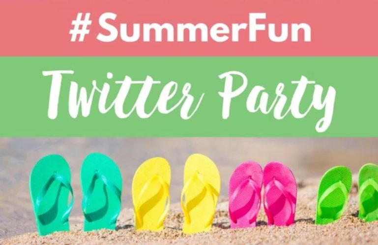 #SummerFun Twitter Party!