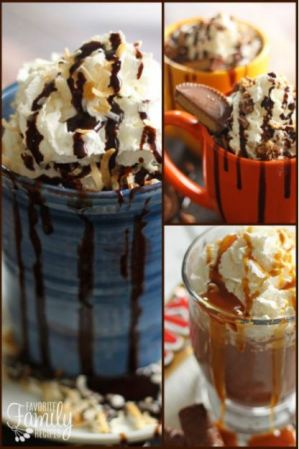 Foodie Friday Roundup, Hot Cocoa, recipe
