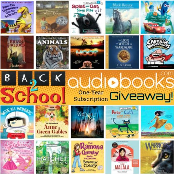 AudioBooks.com giveaway