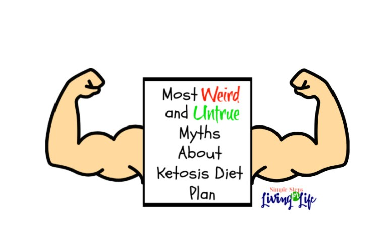 Most Weird and Untrue Myths About Ketosis Diet Plan