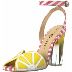 citron smooth heels