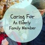 Caring For An Elderly Family Member