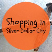 Shopping in Silver Dollar City