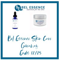 Bel Essence Skin Care Giveaway Ends 12/25