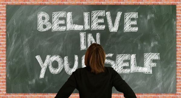 Health advice to boost your self confidence