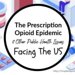 The Prescription Opioid Epidemic & Other Public Health Issue Facing The US