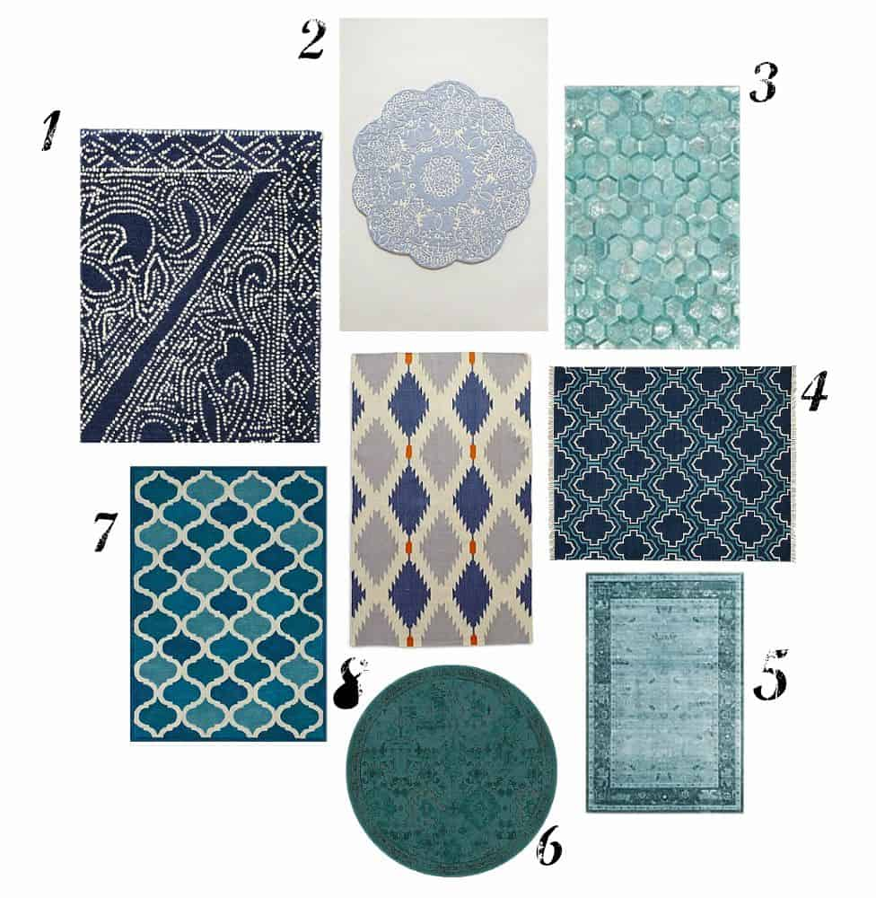 Stylish Rugs For The Kitchen